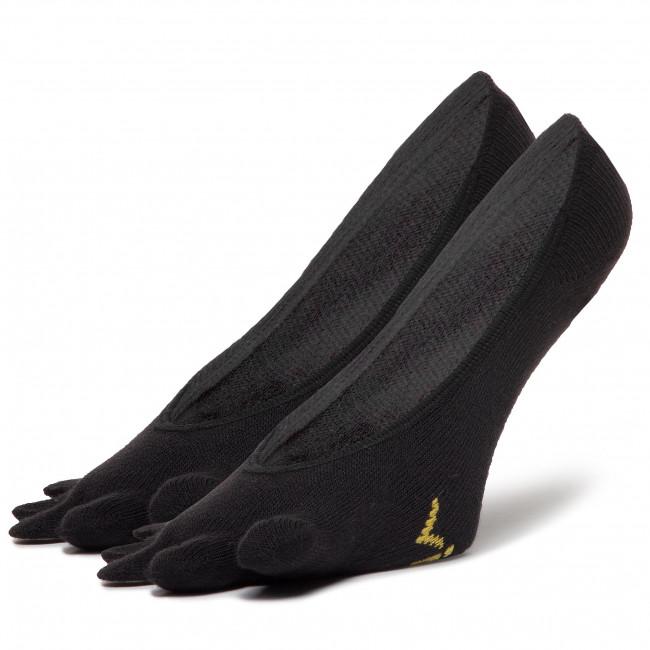 Ponožky Krátke Unisex VIBRAM FIVEFINGERS - Ghost S15G02 Nero