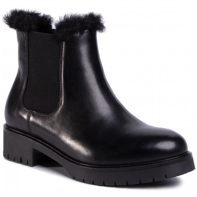 Členková obuv GINO ROSSI - Donata DSH994-R78-E100-9900-F 99