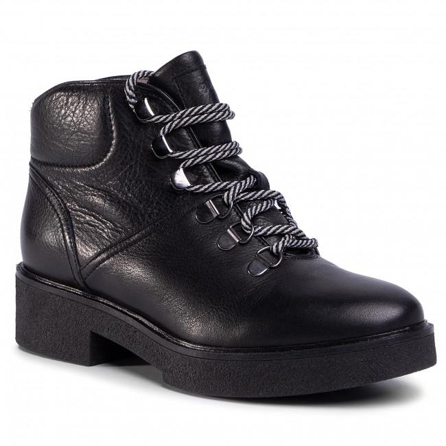 Členková obuv GINO ROSSI - Utako DTI007-229-HN00-9900-F 99