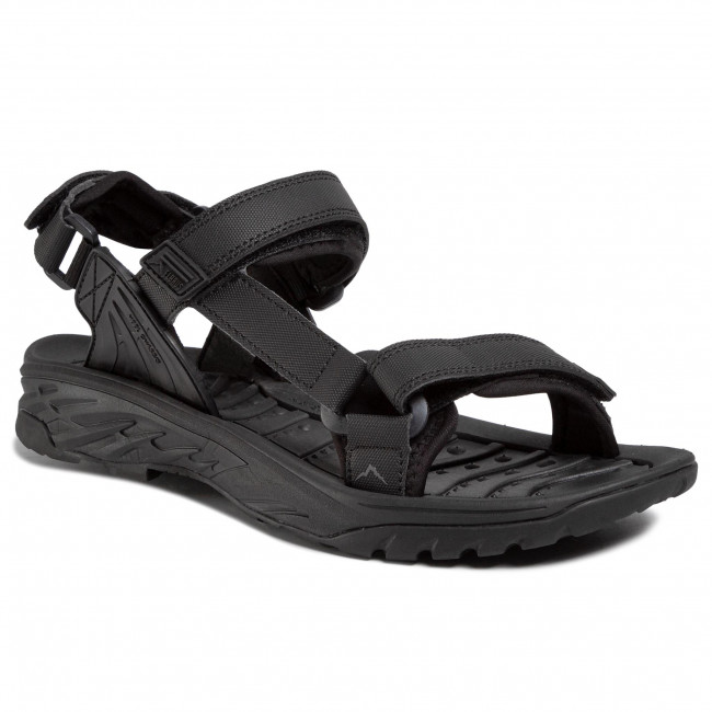 Sandále ELBRUS - Wideres Black/Black