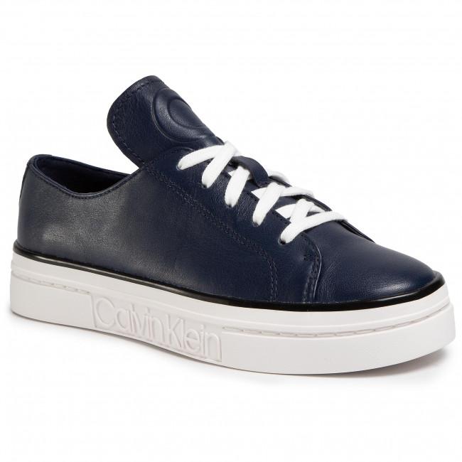 Sneakersy CALVIN KLEIN - E2200  Dark Navy