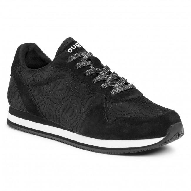 Sneakersy DESIGUAL - Pegaso Logomania 20SSKA08 2000