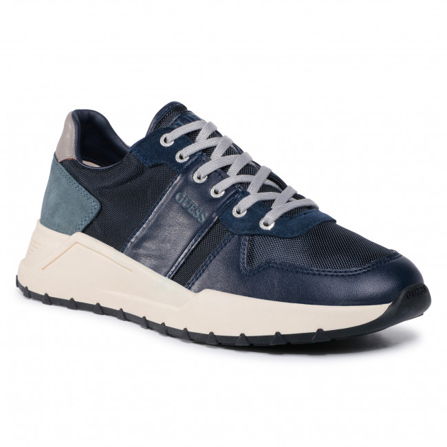 Sneakersy GUESS - Lucca FM8LCV FAB12 DBLUE