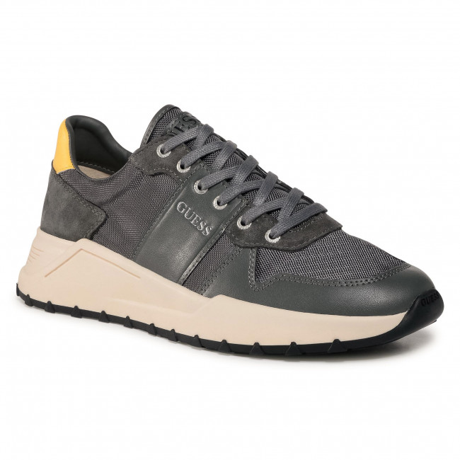 Sneakersy GUESS - Lucca FM8LCV FAB12 GREY