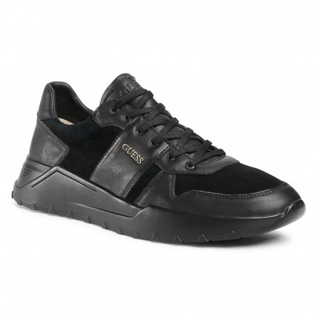 Sneakersy GUESS - Lucca FM8LCV SUE12  BLACK