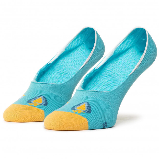 Ponožky Krátke Dámske FREAKERS - MTRU-BLB Modrá