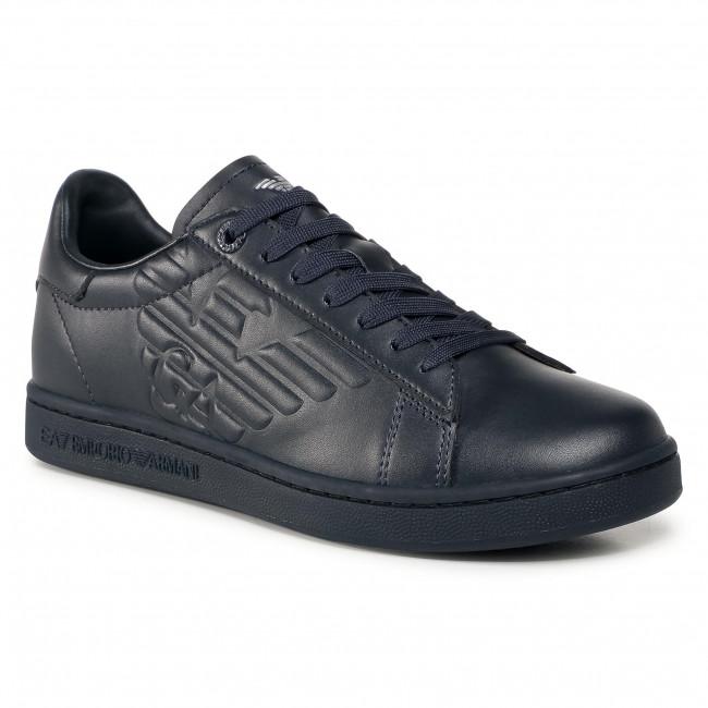 Sneakersy EA7 EMPORIO ARMANI - X8X001 XCC51 D879 Triple Navy