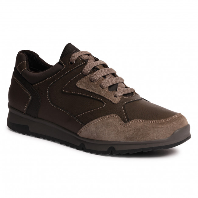 Sneakersy GEOX - U Wilmer B U043XB 0MEBU C1018 Dove Grey