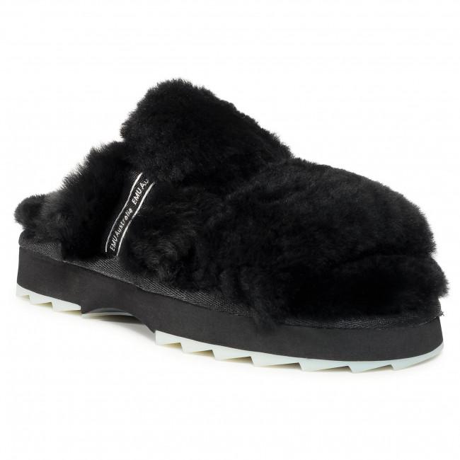 Papuče EMU AUSTRALIA - Wobbegong W12316  Black