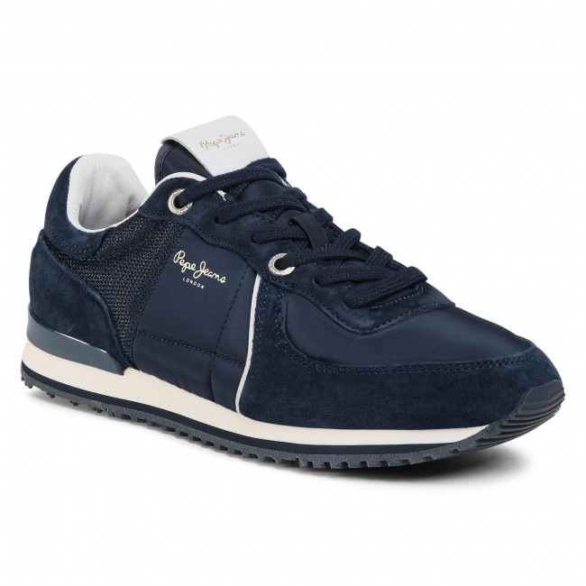 Sneakersy PEPE JEANS - Tinker City PMS30658 Navy 595