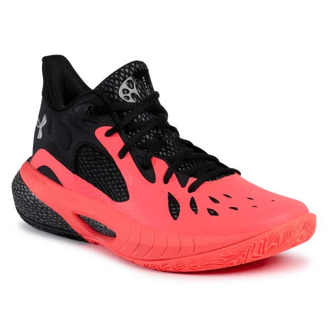 Topánky UNDER ARMOUR - Ua Hovr Havoc 3 3023088-601 Red
