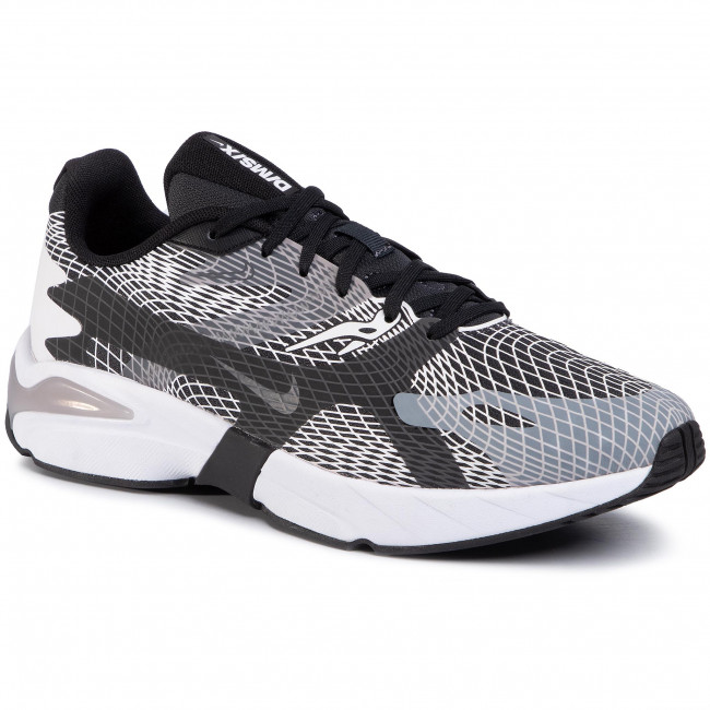 Topánky NIKE - Ghoswift BQ5108 101  White/Black/Wolf Grey