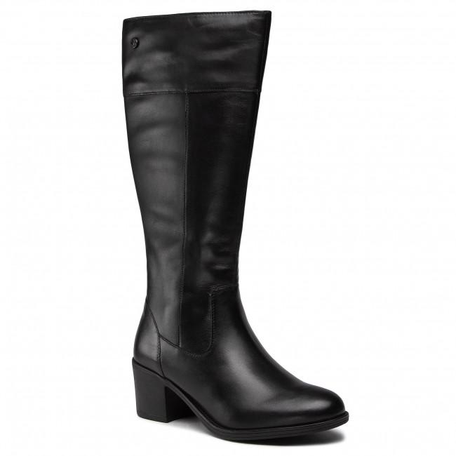 Čižmy CAPRICE - 9-25551-25 Black Nappa 022