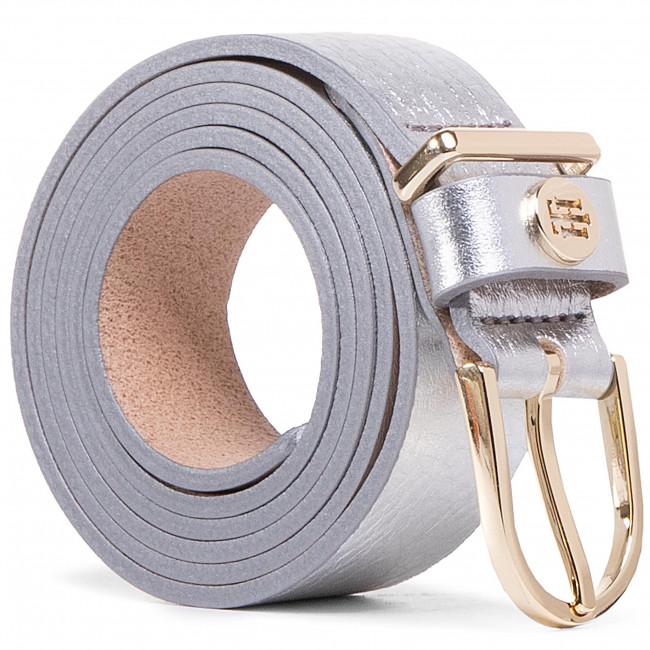 Opasok Dámsky TOMMY HILFIGER - Classic Belt 2.5 Metallic AW0AW09042 0K4