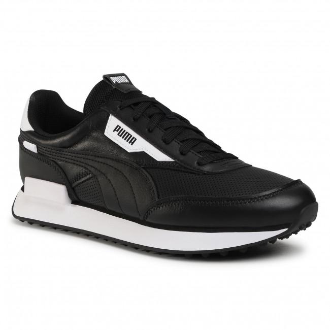 Sneakersy PUMA - Futore Rider Contrast 374763 02 Puma Black/Puma White