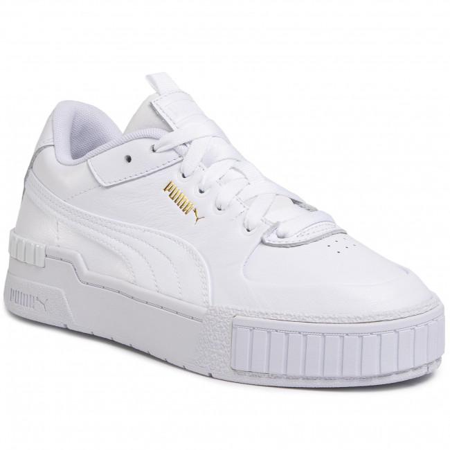 Sneakersy PUMA - Cali Sport Wn's 373871 01 Puma White/Puma White