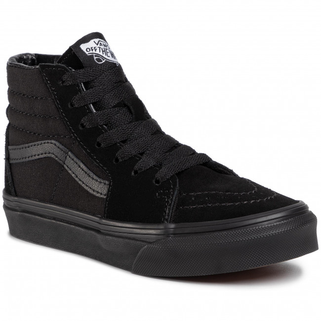 Sneakersy VANS - Sk8-Hi VN0A4BUWGL41 Black/Black