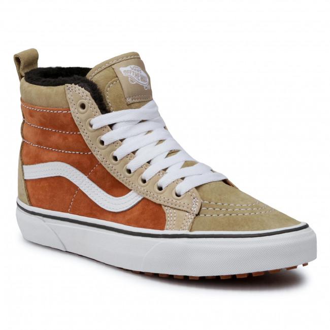 Sneakersy VANS - Sk8-Hi Mte VN0A4BV723M1 (Mte) Sunburn/Cornstalk