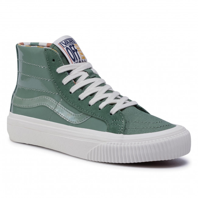 Sneakersy VANS - Sk8-Hi 38 Decon S VN0A4UWN22X1 (Karina Rozunko)Ptnthdggr