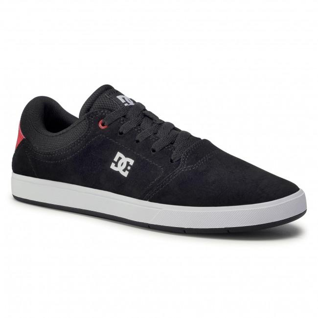 Sneakersy DC - Crisis ADYS100029 Black