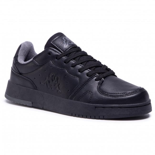 Sneakersy KAPPA - Albi 242915 Black 1111