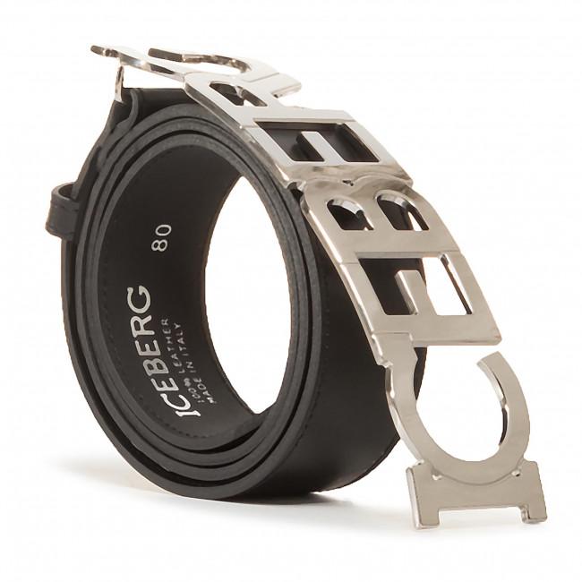 Opasok Dámsky ICEBERG - Cintura 20lP2P1 Black