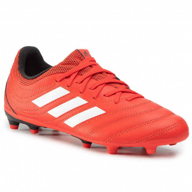 Topánky adidas - Copa 20.3 Fg J EF1914 Actred/Ftwwht/Cblack