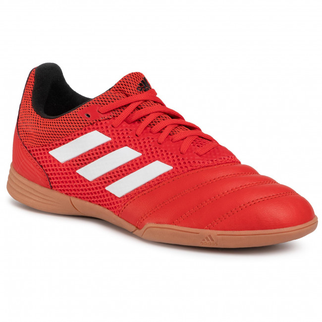 Topánky adidas - Copa 20.3 In Sala J EF1915 Actred/Ftwwht/Cblack