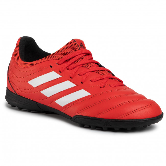 Topánky adidas - Copa 20.3 Tf J EF1922 Actred/Ftwwht/Cblack