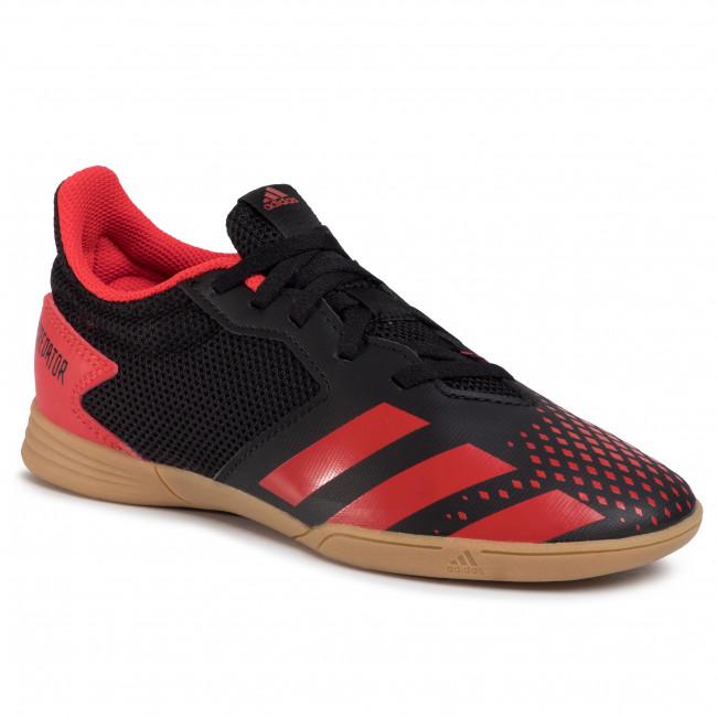 Topánky adidas - Predator 20.4 In Sala J EF1979  Cblack/Actred/Cblack