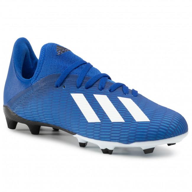 Topánky adidas - X 19.3 FG EG7152  Royblu/Ftwwht/Cblack
