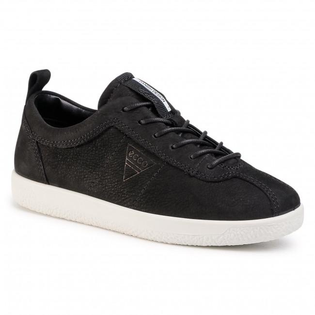 Sneakersy ECCO - Soft 1 W 40050302001 Black