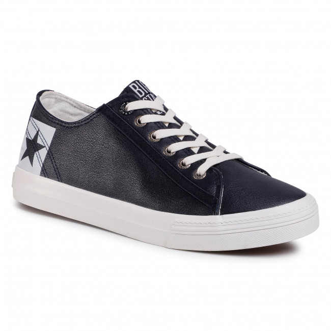 Sneakersy BIG STAR - EE174159  Navy