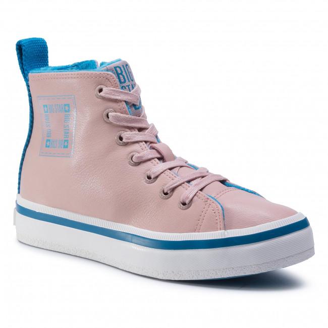 Sneakersy BIG STAR - GG274083 Lt.Pink