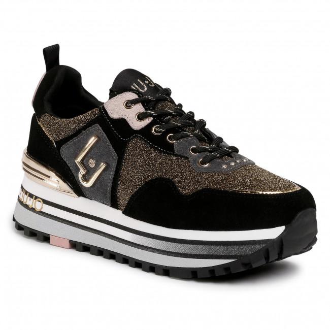 Sneakersy LIU JO - Wonder Maxi BF0069 TX130 Black 22222