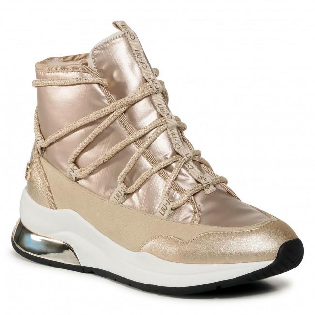 Sneakersy LIU JO - Karlie 40 BF0079 TX131 Sand 01127