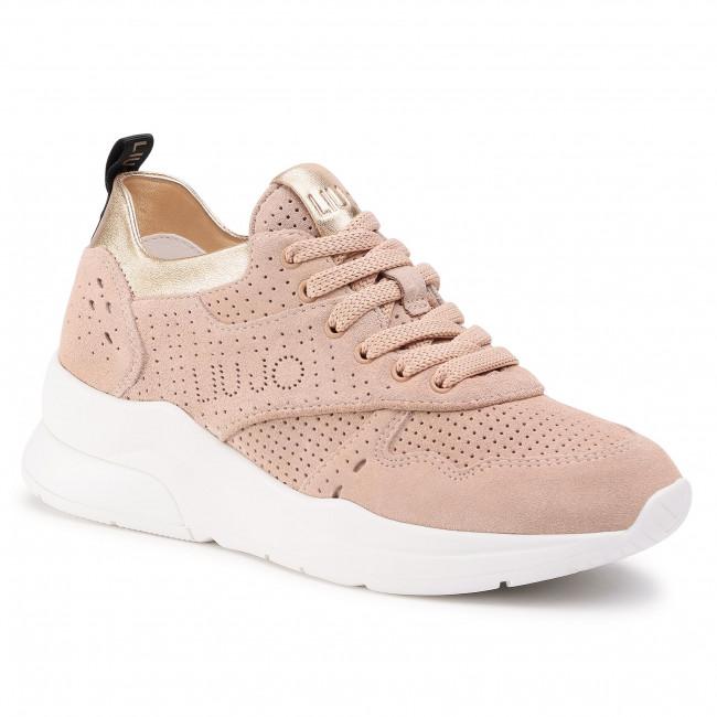 Sneakersy LIU JO - Karlie 14 BF0097 PX025 Sand 01127