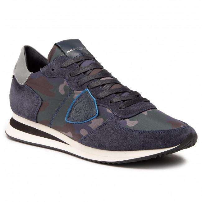 Sneakersy PHILIPPE MODEL - Trpx TZLU CC16 Bleu