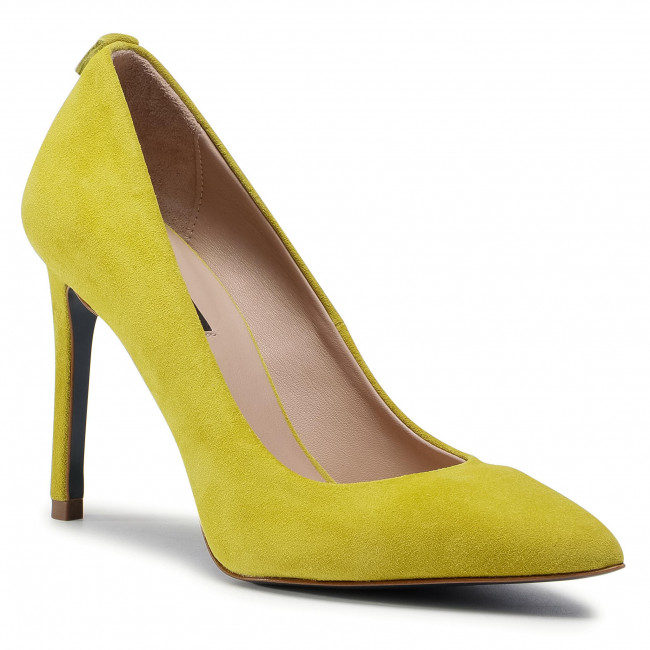 Lodičky PATRIZIA PEPE - 2V8057/A484-Y382 Absynth Yellow
