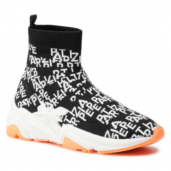 Sneakersy PATRIZIA PEPE - 2V9673/A8A0-F2LV Black/White