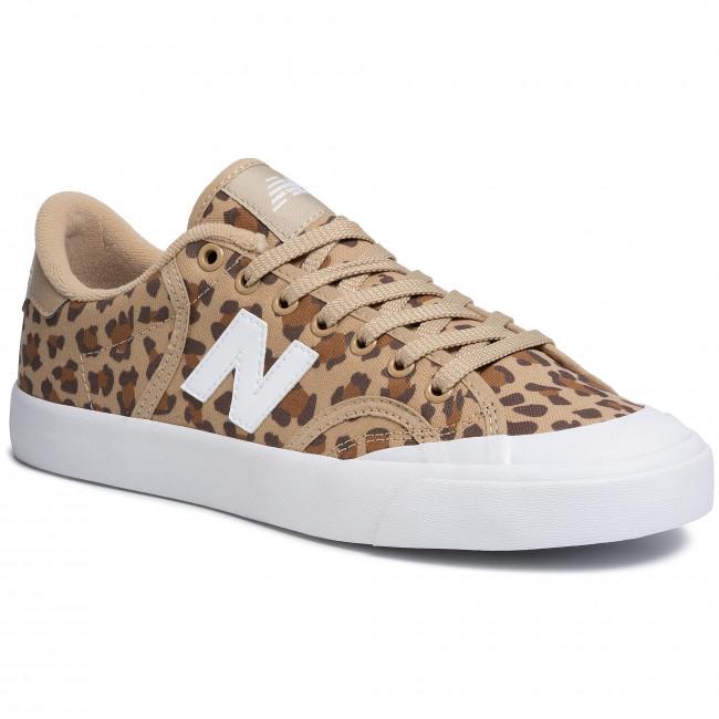 Sneakersy NEW BALANCE - PROCTSEM Hnedá