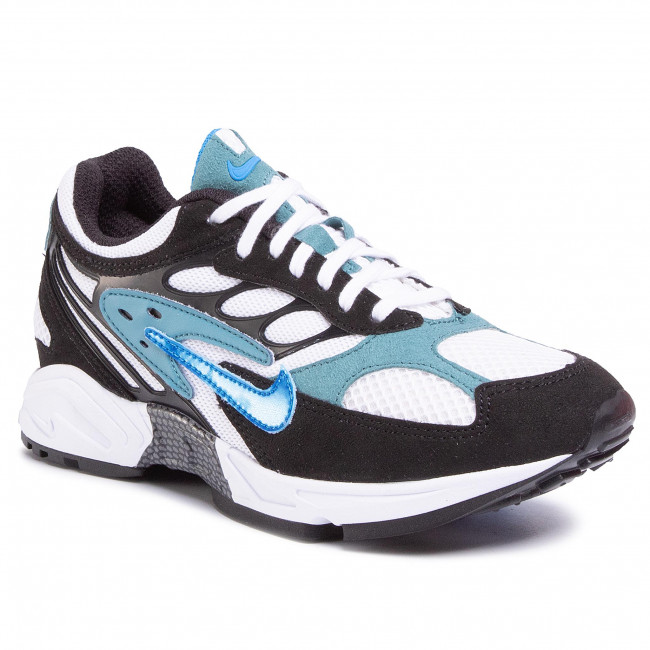 Topánky NIKE - Air Ghost Racer AT5410 004 Black/Photo Blue/Mineral Teal