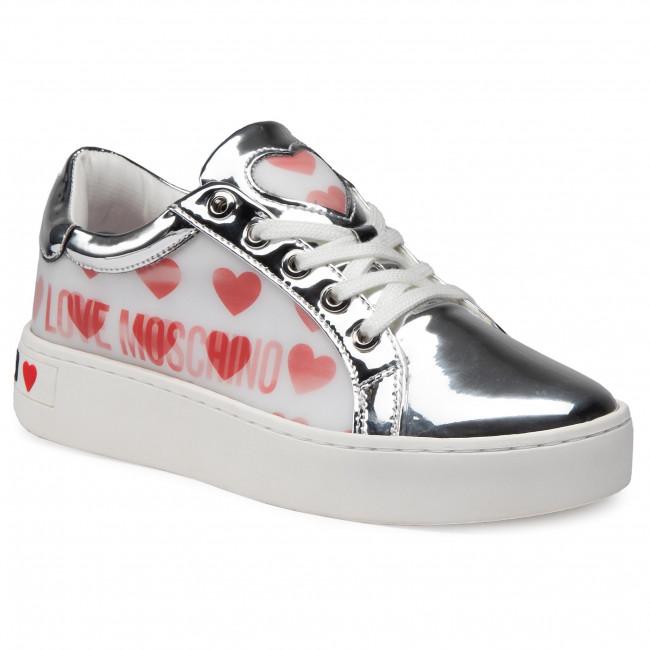 Sneakersy LOVE MOSCHINO - JA15023G1BIC190A Ologa