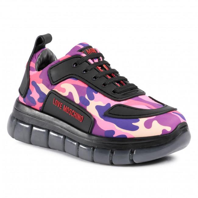 Sneakersy LOVE MOSCHINO - JA15545G0BJZ099A Vioa