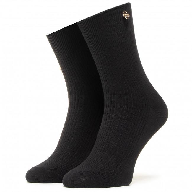 Ponožky Vysoké Dámske TWINSET - Calzino 202TA436A Nero 00006