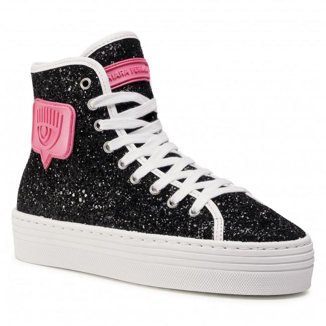 Sneakersy CHIARA FERRAGNI - CF2708-001 Black