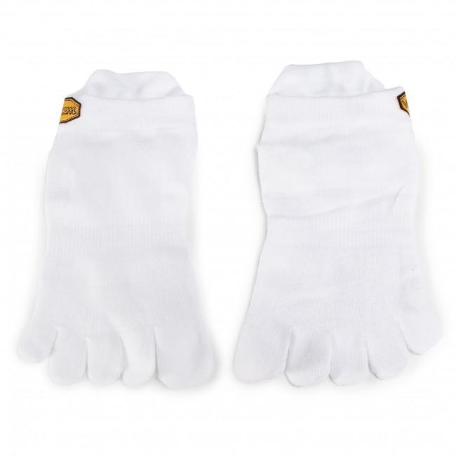 Ponožky Kotníkové Unisex VIBRAM FIVEFINGERS - Athletic No Show S15N01 White