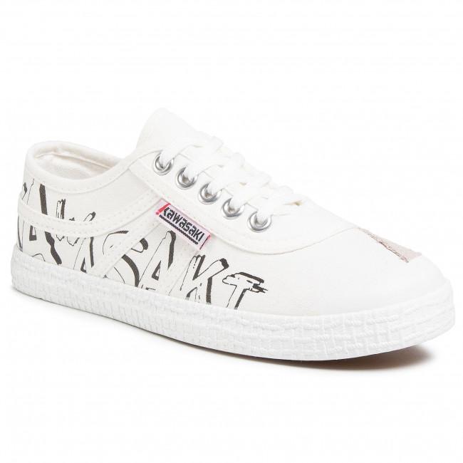 Tramky KAWASAKI - Graffiti K202416  White 1002