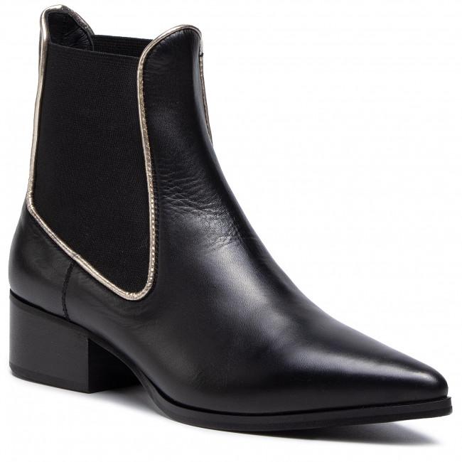 Kotníková obuv s elastickým prvkom EVA LONGORIA - EL-11-02-0000142 101