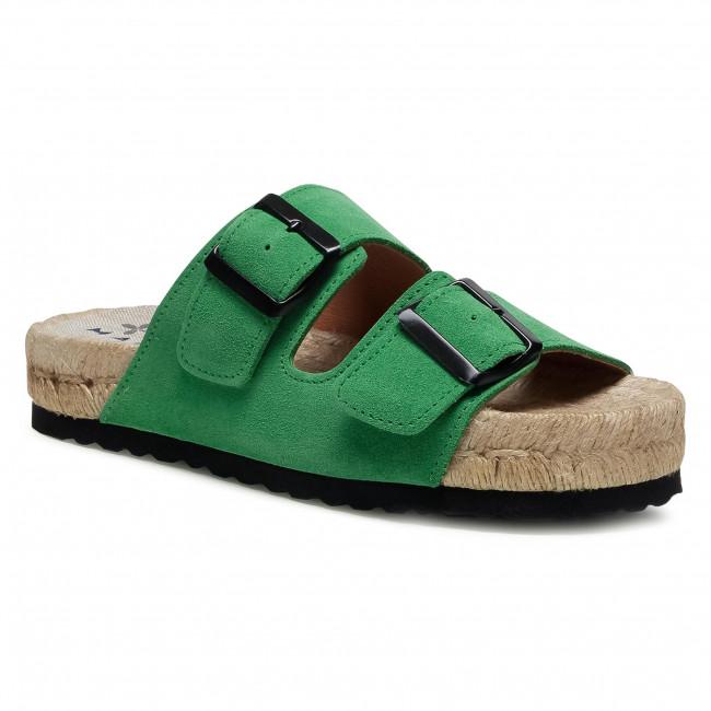 Espadrilky MANEBI - Nordic Sandal M 3.7 R0 Clover Green